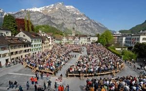 Landsgemeinde, Glarus, Švica